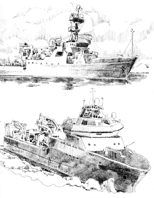 More Reseach Ships